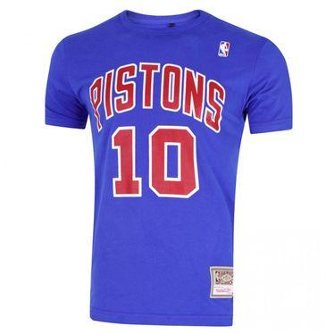 Camiseta Mitchell & Ness Pistons