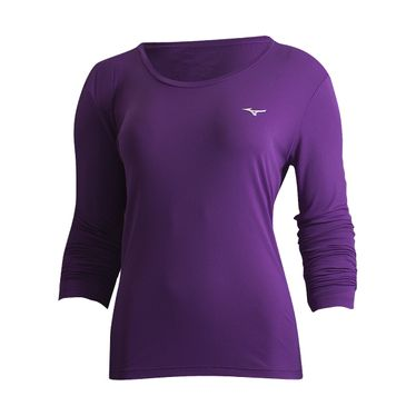 Camiseta Mizuno ML Jet Run