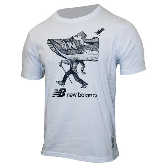 Camiseta New Balance Walker