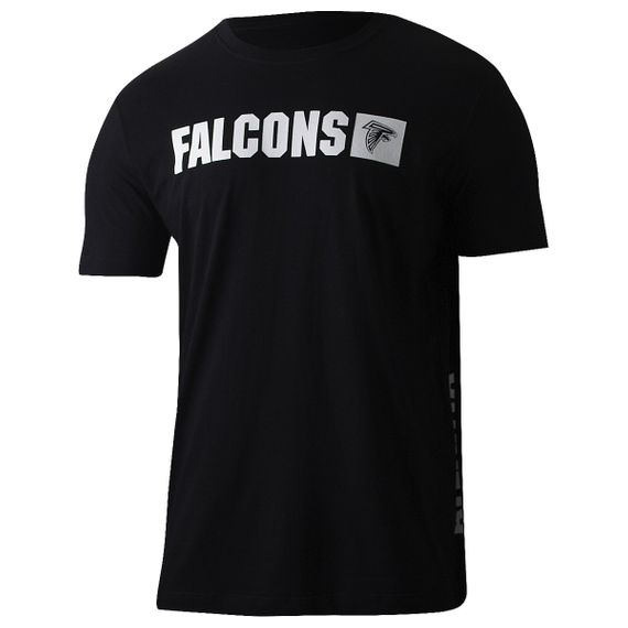 Camiseta New Era Atlanta Falcons-Masculina