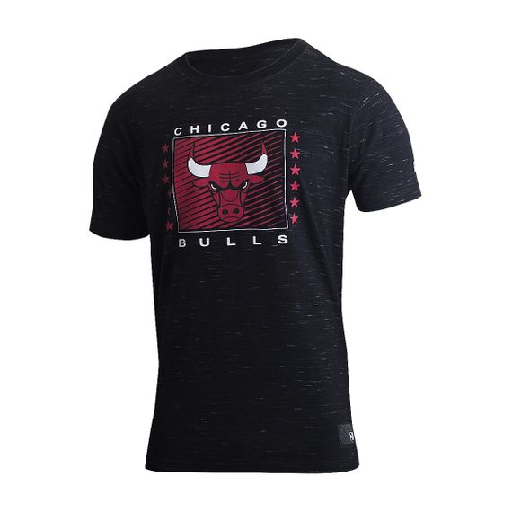 Camiseta New Era Chicago Bulls