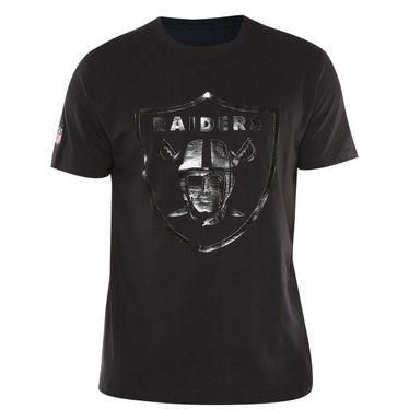 Camiseta New Era Oakland Raiders-Masculina