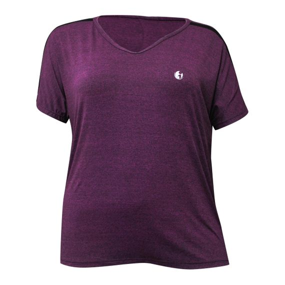 Camiseta Plus Size Way Free