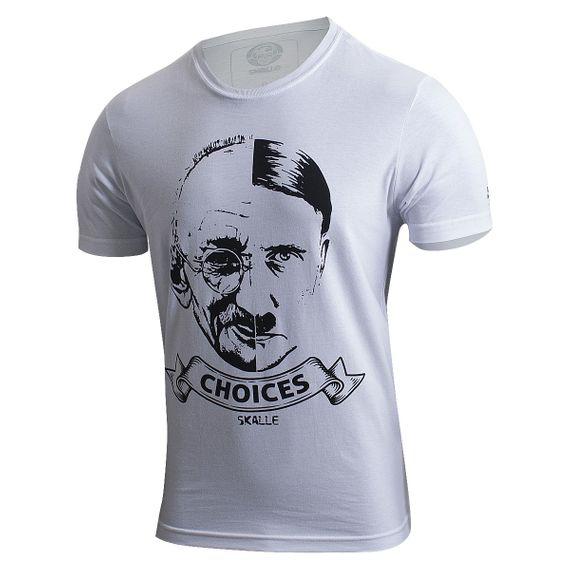 Camiseta Skalle Choices