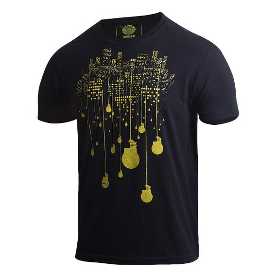 Camiseta Skalle Night City