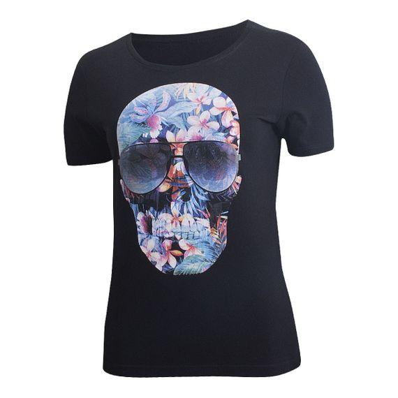 Camiseta Skalle Summer Skull