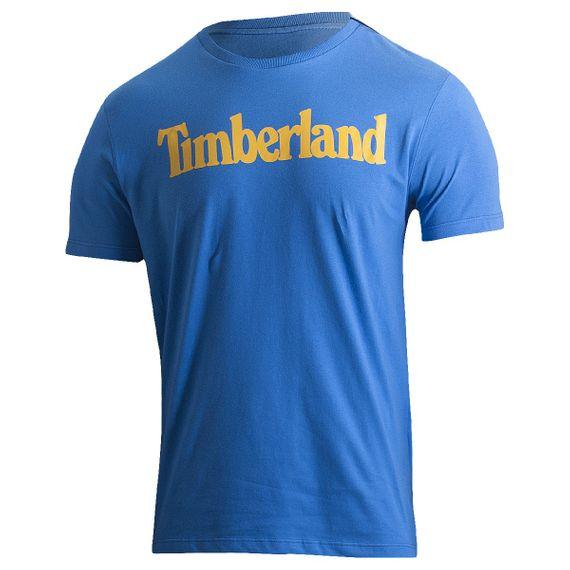 Camiseta Timberland SS Kennebe Logo
