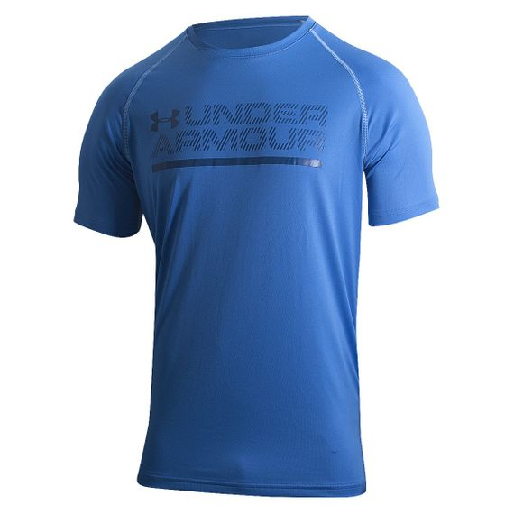 Camiseta Under Armour Wordmark Lock UP