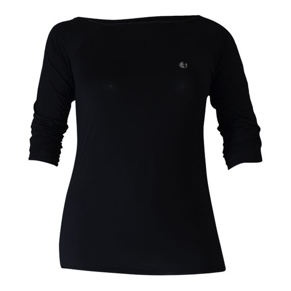 Camiseta Plus Size Way Ml Soul