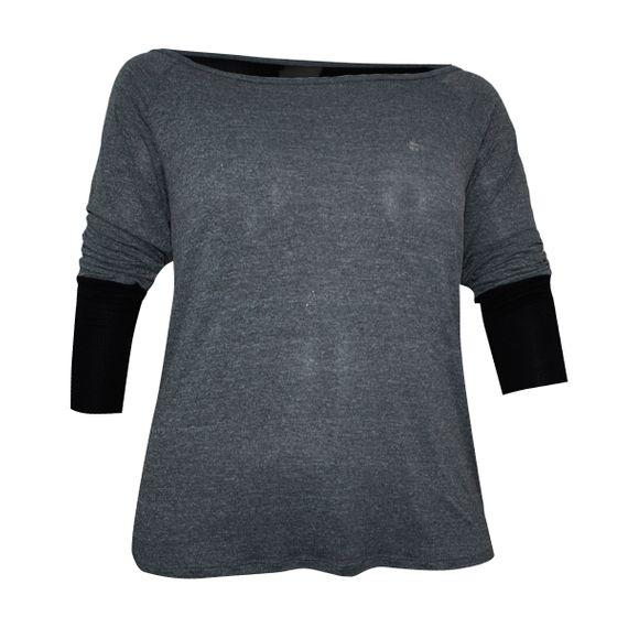 Camiseta Way Plus Size Fall