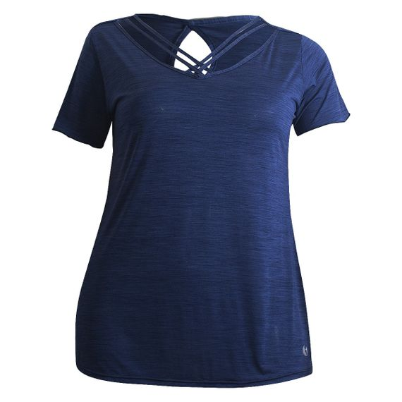 Camiseta Plus Size Way Sidney