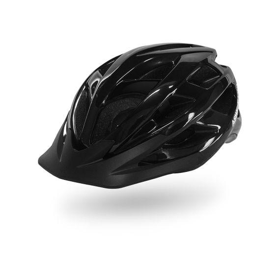 Capacete ASW Bike Fun Black 18 Imp