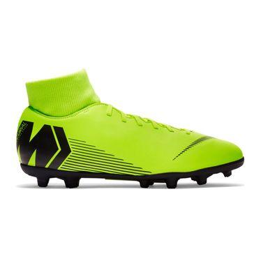 7218d16dcf Chuteira Campo Nike Mercurial Superfly 6 Limão