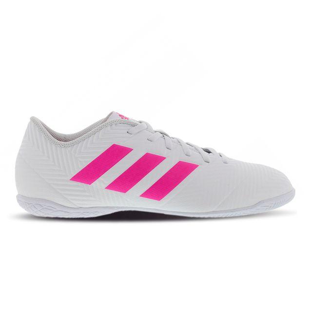 9ca784378 Chuteira Futsal Adidas Nemeziz 18.4 Infantil | Gamaia Esportes