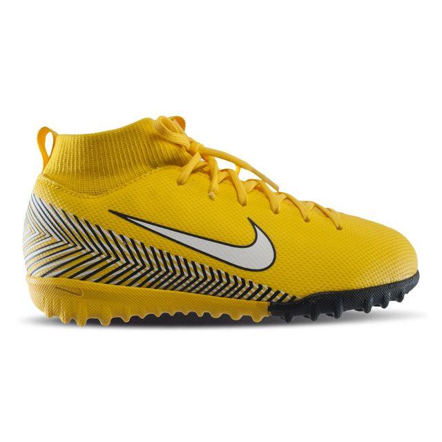 Chuteira Society Nike Superfly VI Neymar Infantil  e21aba9d74e1e