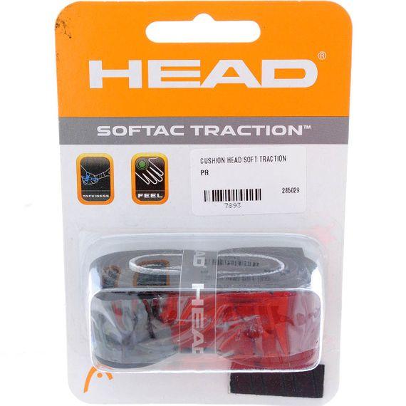 Cushion Head Soft Traction