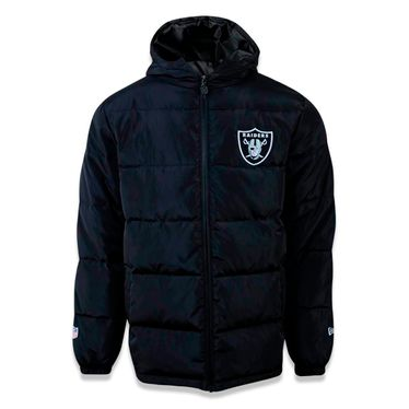 Jaqueta New Era Bomber Oakland Raiders