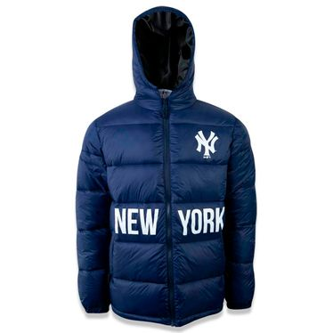 Jaqueta New Era Puffer New York Yankees