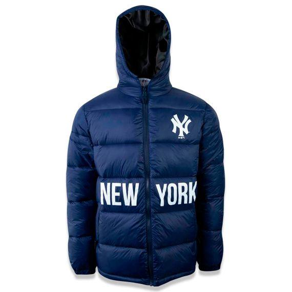 Jaqueta New Era Puffer New York Yankees