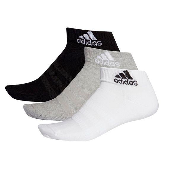 Meia Adidas Cush Ank 3P 38/40