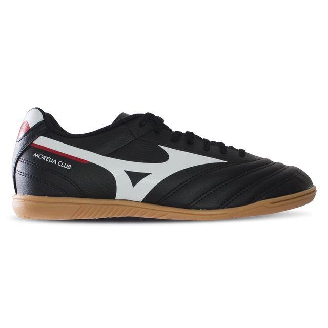 Chuteira Futsal Mizuno Morelia Club IN N  b505f82430078
