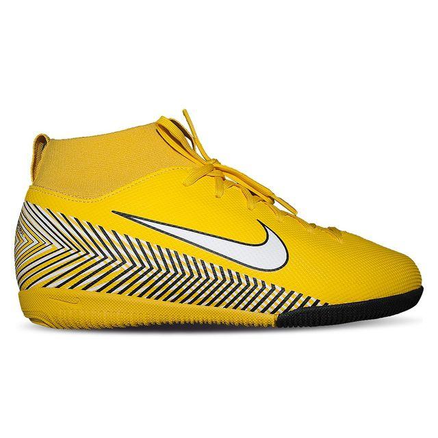 5aaf14f62 Chuteira Futsal Nike Superflyx6 Neymar Infantil