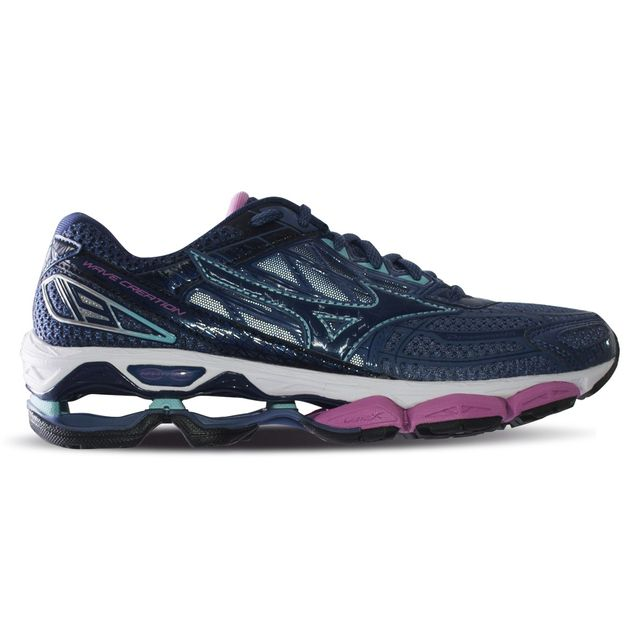 Tênis Mizuno Wave Creation 19 Feminino  4e9d7bac9d220
