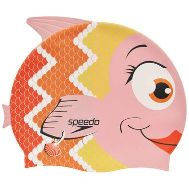 Touca Natação Speedo Fish Cap Infantil