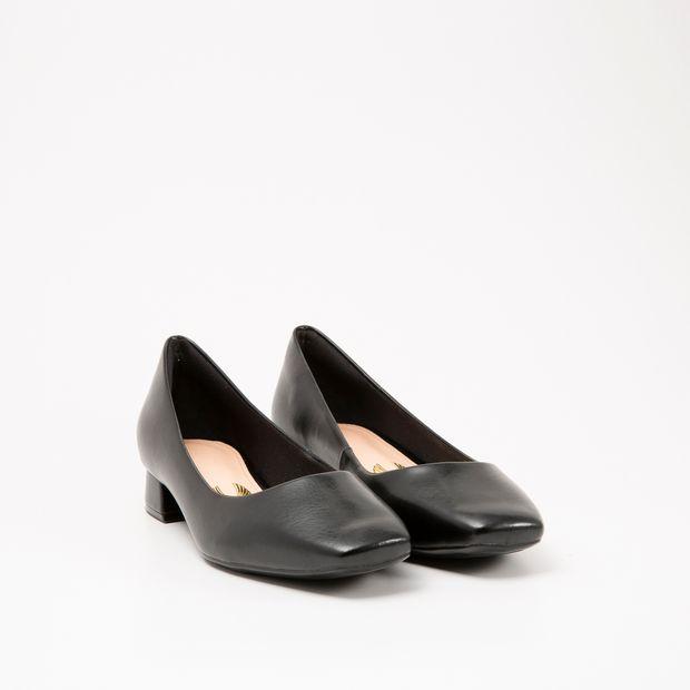 Sapato Invoice Preto