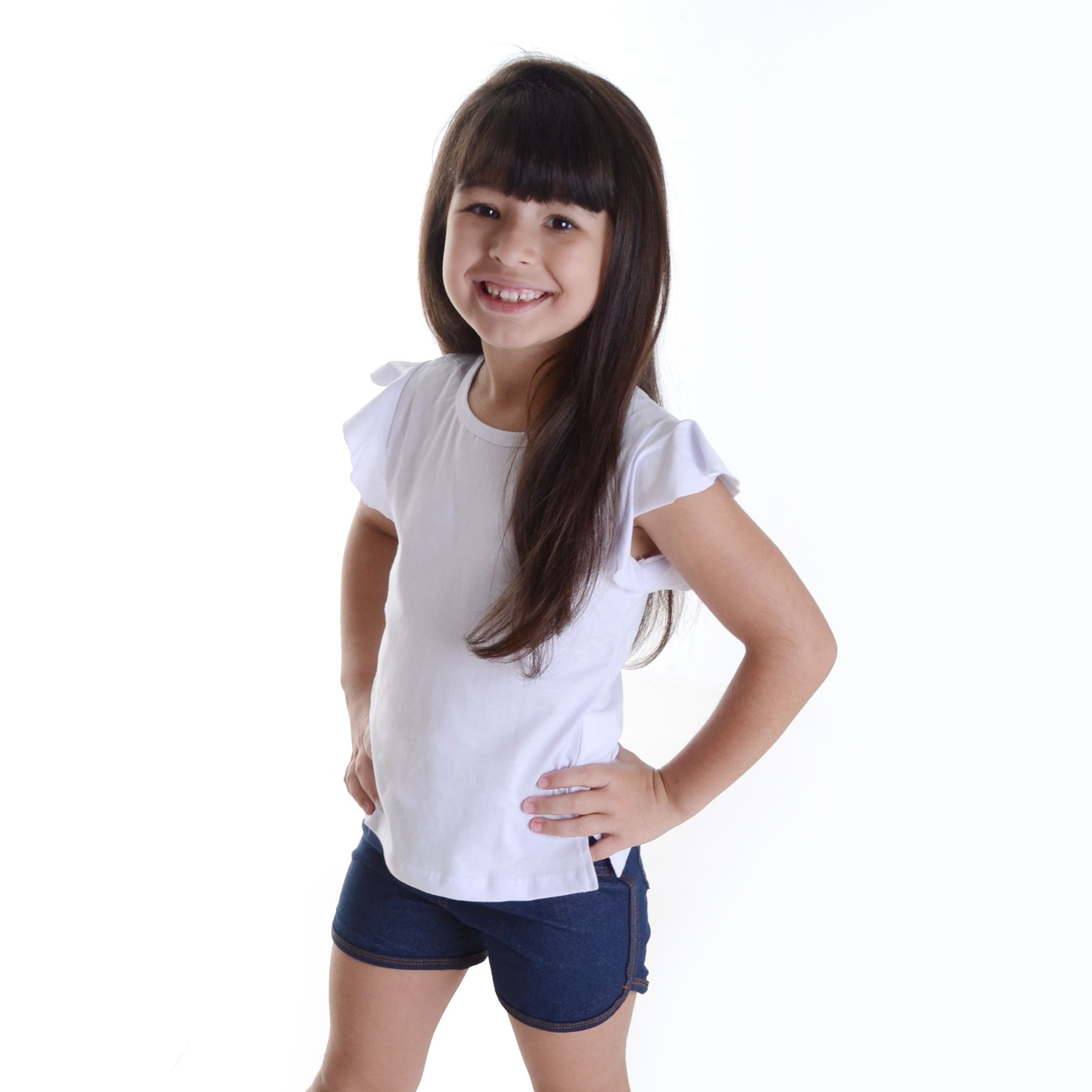 Moda Infantil<br>linha<br><b> it basic</b>