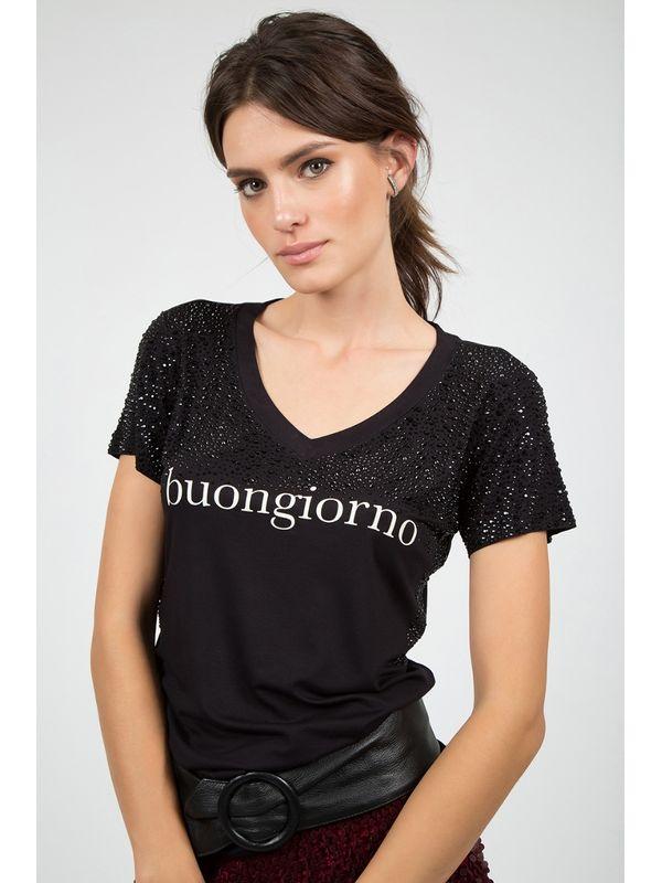 T-shirt Buongiorno - J CHERMANN