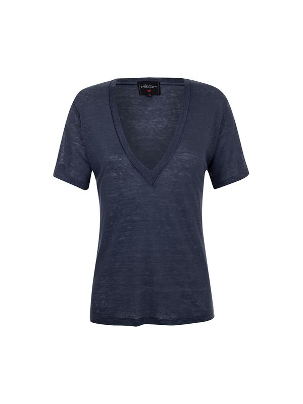 T-shirt maxxi decote - J CHERMANN