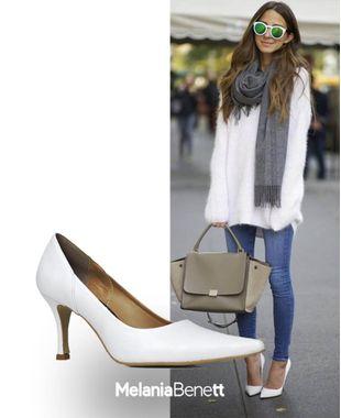 Sapato Branco: do sapato de enfermagem para os queridinhos das mulheres