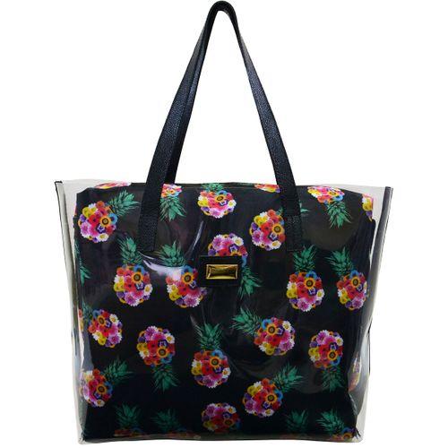Bolsa Bem Amada Shopping Bag PVC