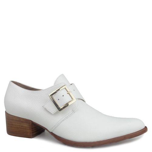 Sapato Branco Casual Dina Mirtz