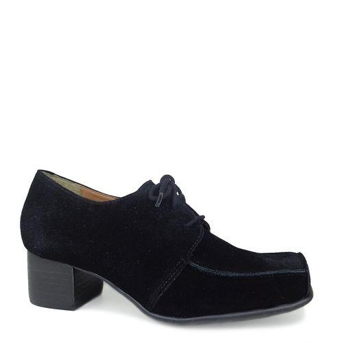Sapato Dina Mirtz Costuras e Cadarço