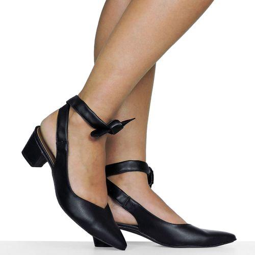 Sapato Scarpin Menta e Hortelã Chanel