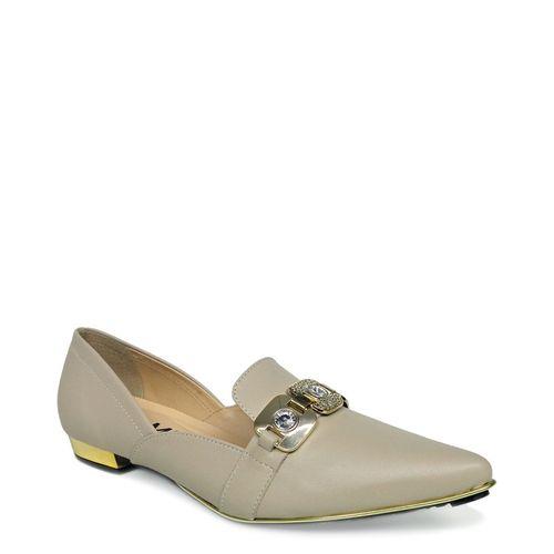 Sapato Salto Baixo Dina Mirtz Corrente