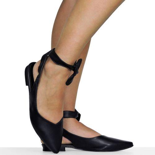 Sapato Scarpin Menta e Hortelã Chanel Baixo
