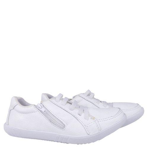 Tênis Branco Conforto