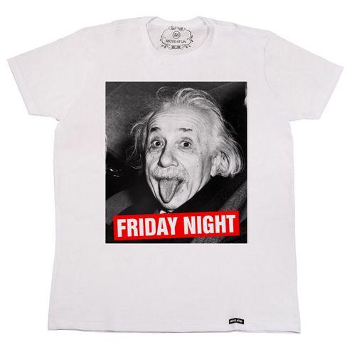 Camiseta Friday night