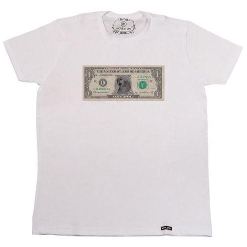 Camiseta One dog