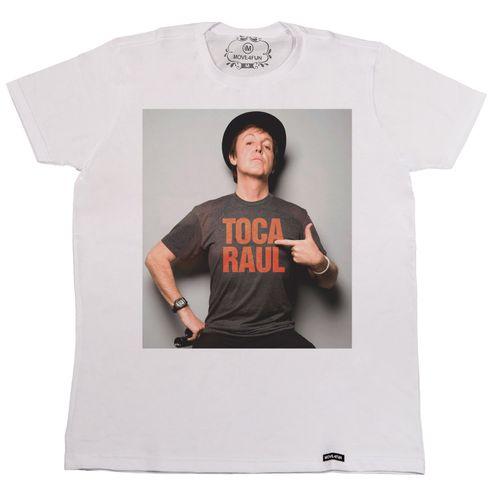Camiseta Toca Raul