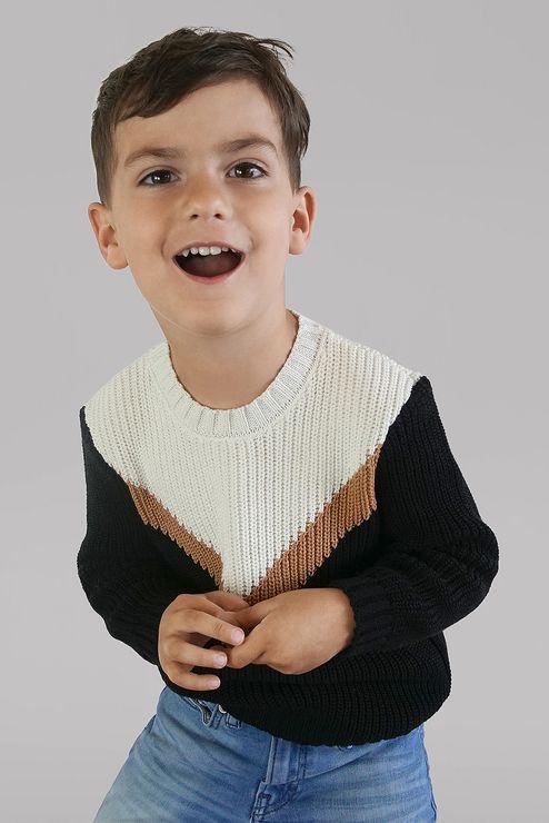 Suéter Infantil Listra V (Ms040)