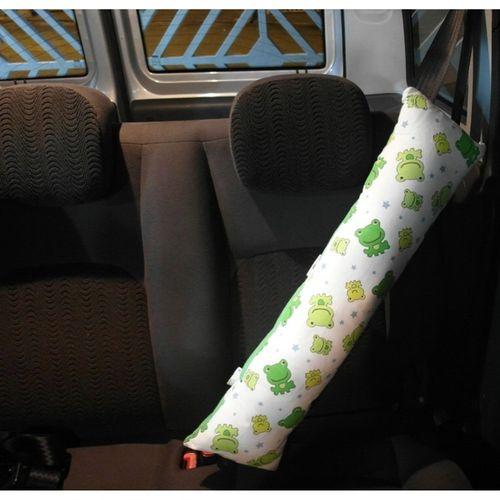 Almofada para Cinto de Segurança Veicular (Capa + Enchimento)