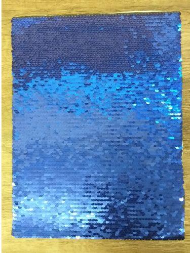 Aplique de roupa lantejoula retangular 21x28cm