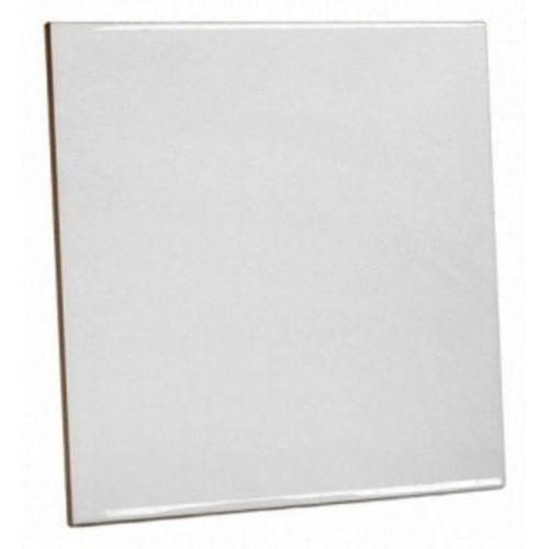 Azulejo Cerâmica Branco - 7,5 cm x 7,5 cm