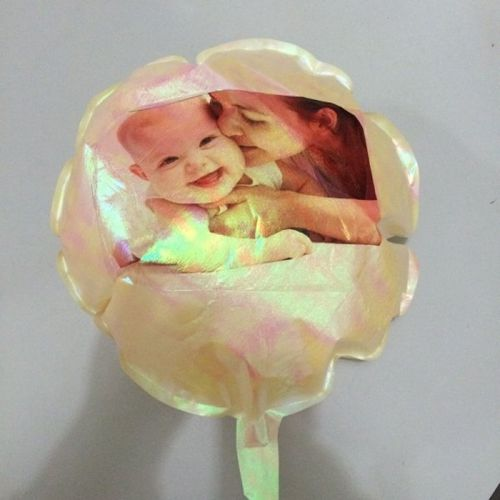 Balão Irisado REDONDO