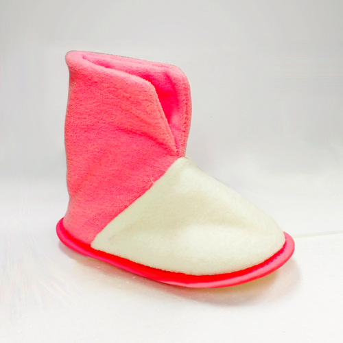 Botinha de inverno INFANTIL - COR PINK