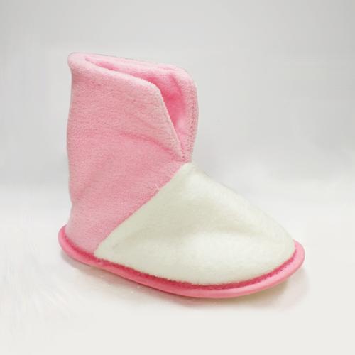 Botinha de inverno INFANTIL - COR ROSA